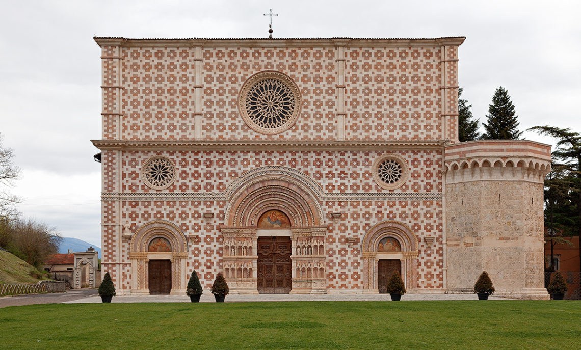 L'Aquila Basilica di Collemaggio