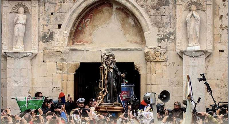 Chiesa di San Domenico – Cocullo (AQ)