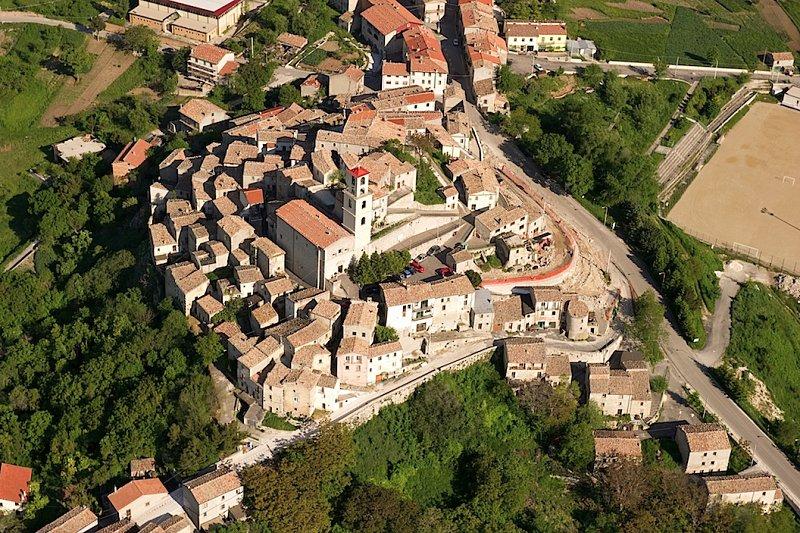 Torrebruna, il paese del Tartufo
