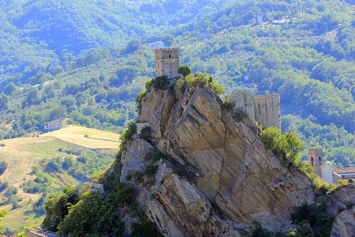 Abruzzo Castello di Roccascalegna